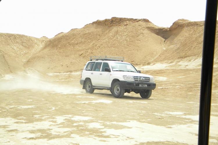 Sahara, a doua