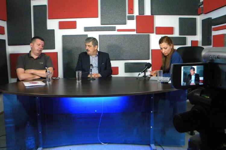 Uioreanu nu vrea sa le dea ungurilor un post de vicepresedinte al Consiliului Judetean Cluj VIDEO