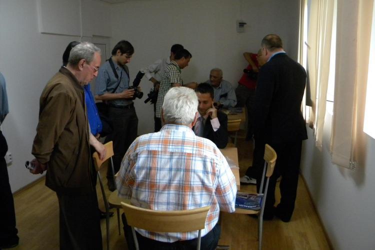 Cluburile pensionarilor din Cluj-Napoca vor avea internet FOTO si VIDEO