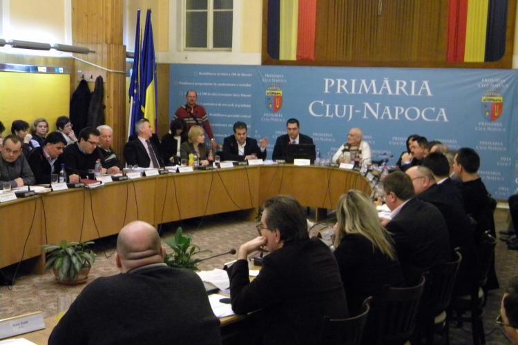 Lista scurta si lista lunga din care PDL va alege un viceprimar pentru Cluj-Napoca EXCLUSIV