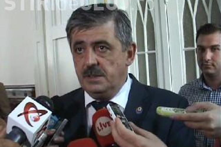 "Presedintele CJ Cluj Horea Uioreanu: ""Imi doresc o majoritate si o voi obtine"" VIDEO"