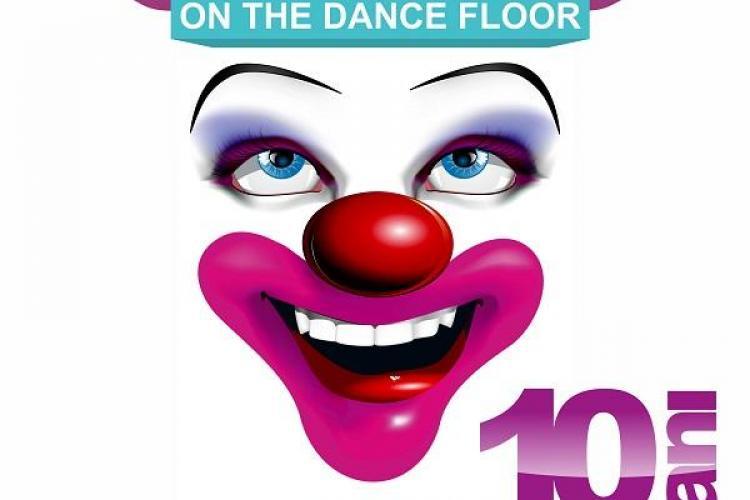 """CIRCUS on the Dance Floor""- Spectacol aniversar 10 ani  Boemdance"