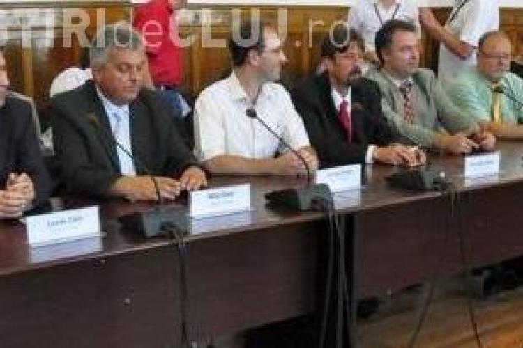 Vezi componenta noului Consiliului Judetean (CJ) Cluj