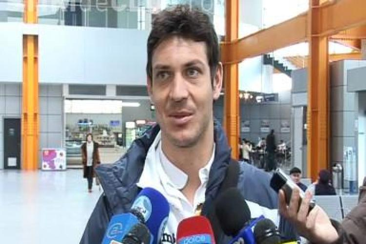 Ionut Rada: Putem ajunge cu CFR Cluj si in optimile Champions League VIDEO