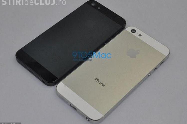 Asa va arata iPHONE 5! Vezi primele imagini cu noul telefon