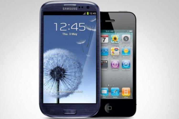 Care e mai rezistent la lovituri Samsung Galaxy S 3 sau iPhone 4S?