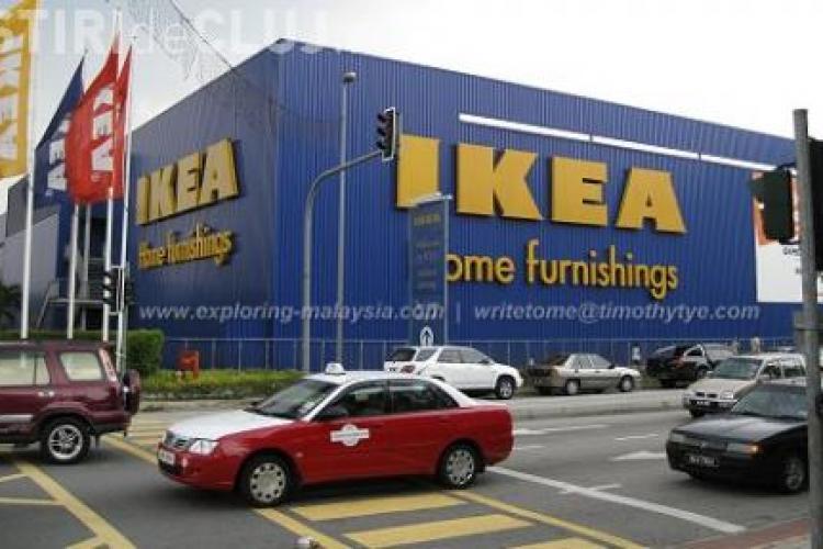 BOMBA! IKEA vine la Cluj si investeste 20 de milioane de euro EXCLUSIV