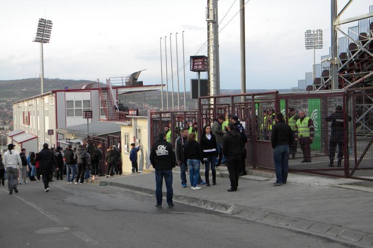 Abonament CFR Cluj pentru sezonul 2012/2013! Vezi preturile