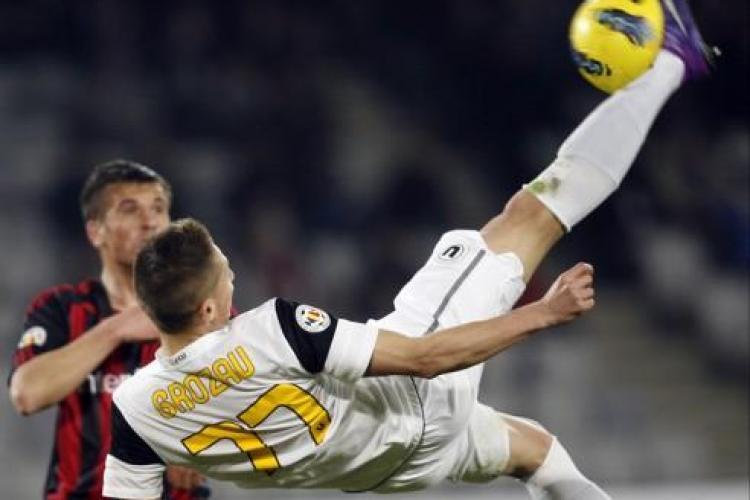Golurile lui Gicu Grozav si Vlad Morar de la U Cluj, desemnate cele mai spectaculoase din Liga 1. VIDEO TOPUL GOLURILOR
