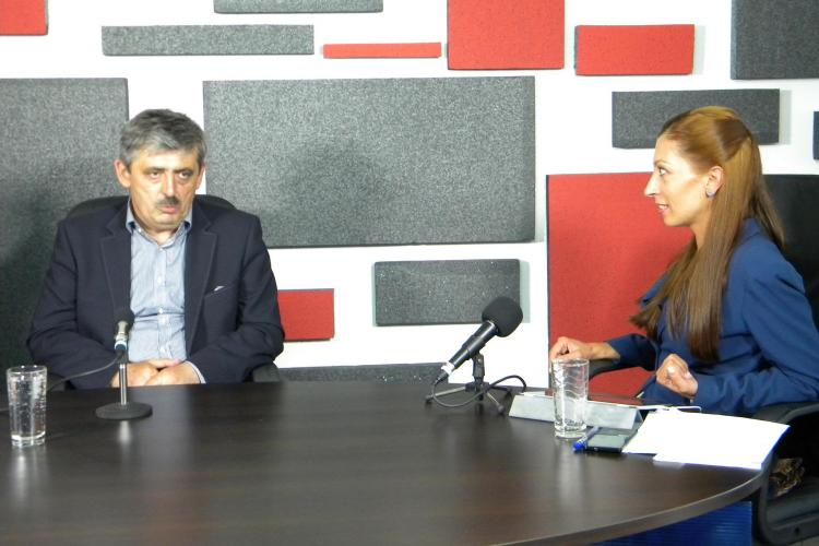 Uioreanu: Spitalul Regional de Urgenta era o prioritate mai mare decat stadionul Cluj Arena fara parcari VIDEO