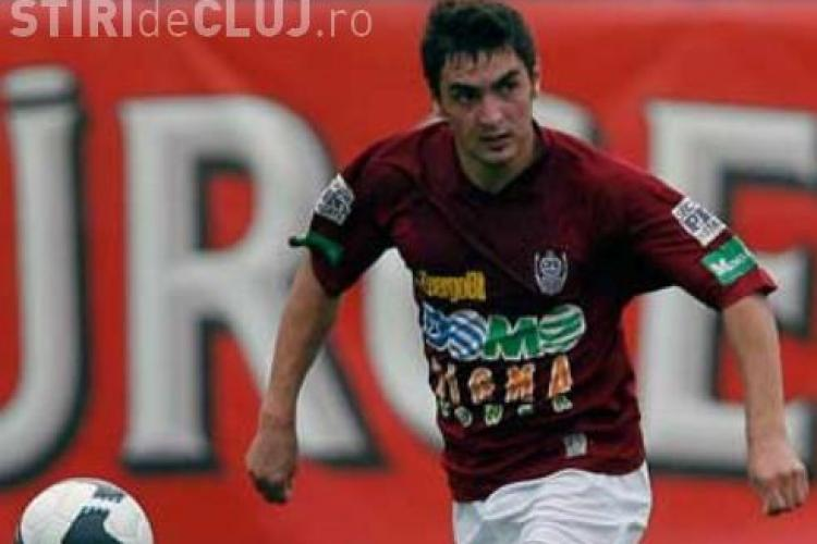Paul Batin transferat pentru un an la FC Brasov