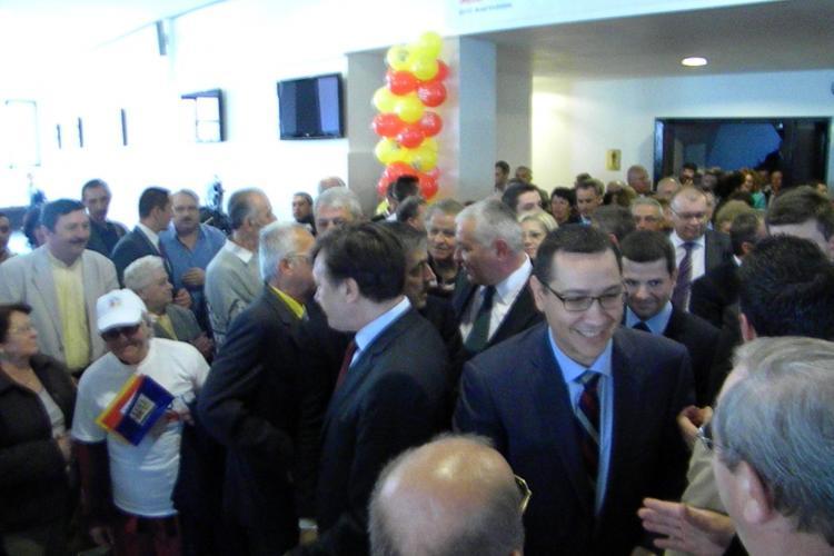 Taxa de solidaritate propusa de Ponta, criticata de Crin Antonescu