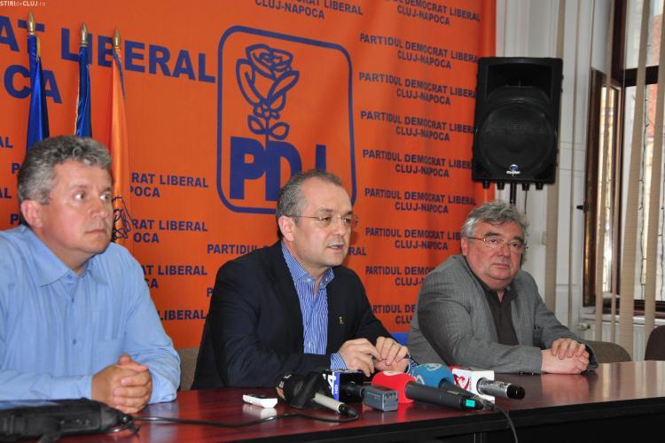 PDL Cluj despre acuzatiile lui Nicoara: Nu stie sa piarda
