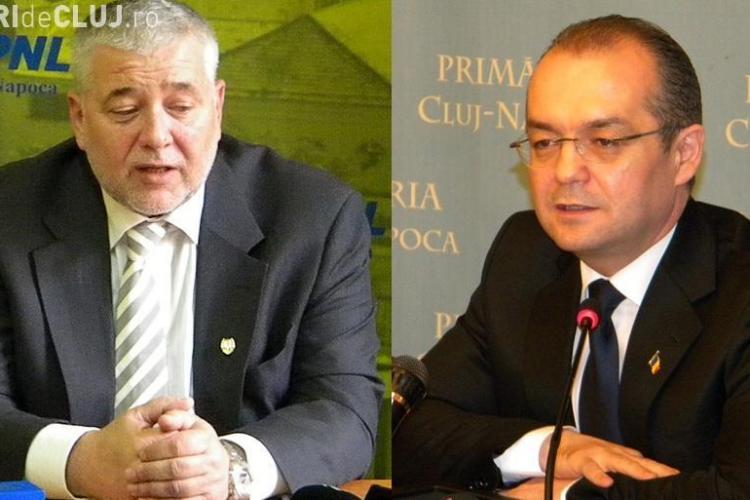 Emil Boc a fost cel mai mediatizat candidat la alegerile locale