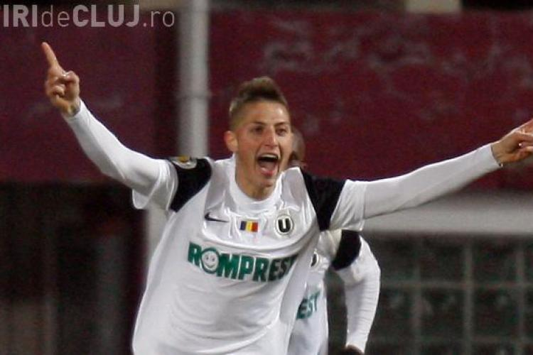 Gicu Grozav a inscris un gol superb in meciul cu Elvetia VIDEO