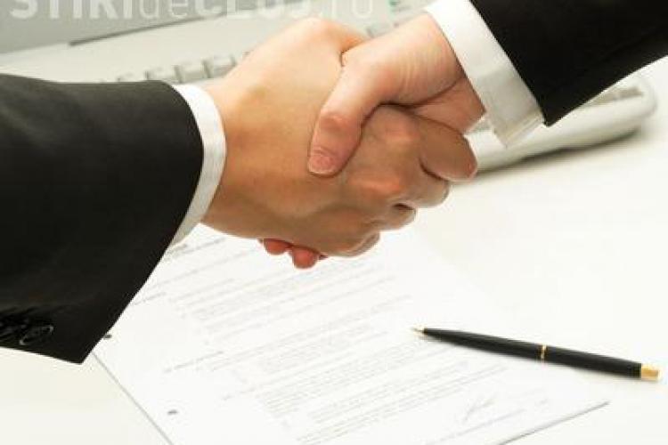 USL Cluj si BNS Cluj au semnat un protocol de sustinere reciproca. Vezi care sunt obiectivele protocolului