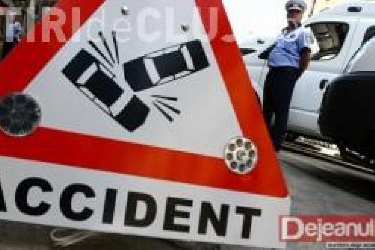 Accident la Catcau! Un barbat a fost grav ranit