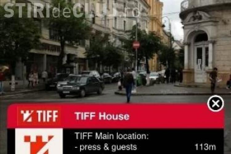 Vezi cum se folosesc smarTIFF, aplicatiile pentru telefoane destepte de la TIFF 2012