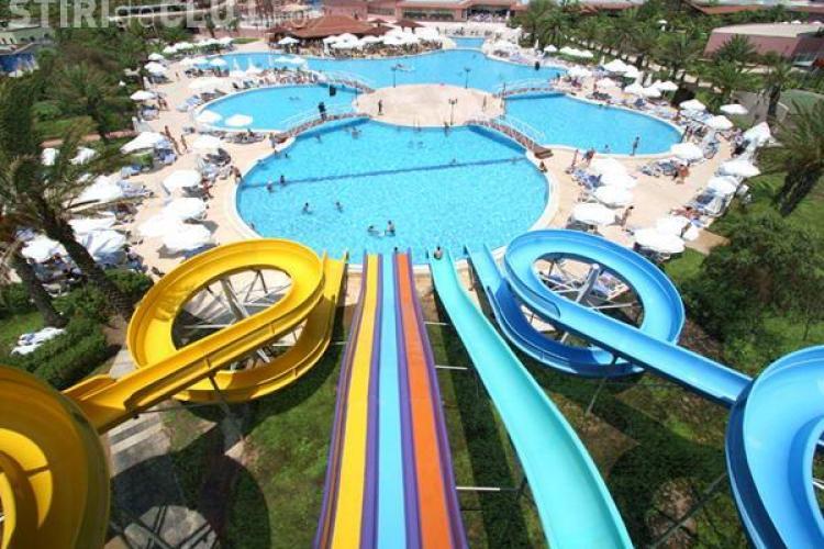 Boc: Vreau să facem un Aqua Park în Cluj-Napoca! VEZI posibile locații VIDEO