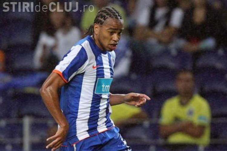 CFR Cluj aproape de o afacere mare: Alvaro Pereira va fi vândut la Napoli