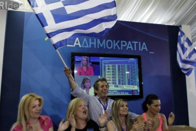 ALEGERI GRECIA: Partidul Noua Democratie a obtinut circa 30% din voturi
