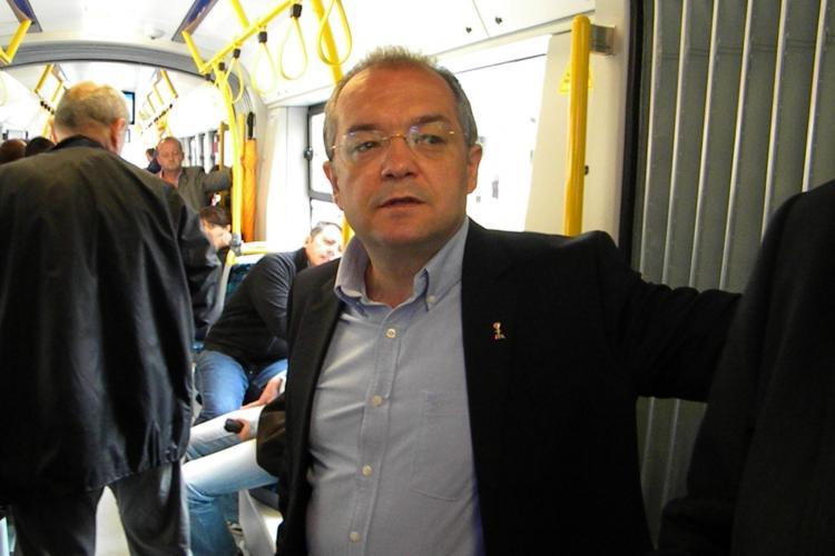 Boc vrea tramvai până în Florești. Primarul comunei vrea troleibuz. Ambele ar urma să meargă pe DN 1
