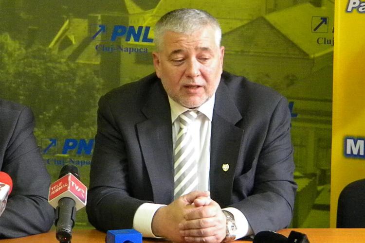 Marius Nicoară este noul vicelider al grupului PNL din Senatul României