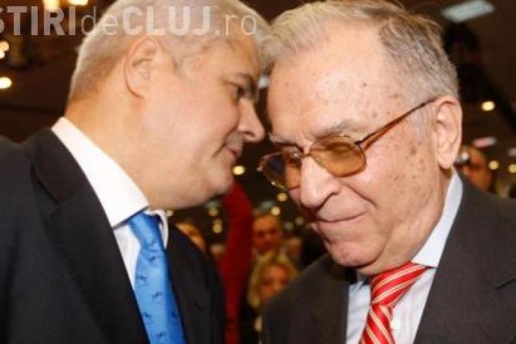 Ion Iliescu: Dacă eram președinte, îl grațiam pe Năstase