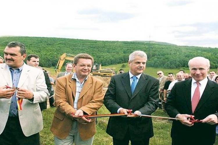 Se implinesc opt ani de la inceperea lucrarilor la Autostrada Transilvania, esecul intregii clase politice