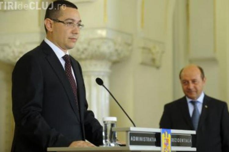 Băsescu nu este primit de Ponta în avionul cu care merge la Bruxelles