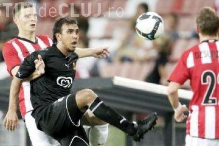 CFR Cluj vrea sa aduca un mijlocas argentinian, care a inscris 36 de goluri in doi ani