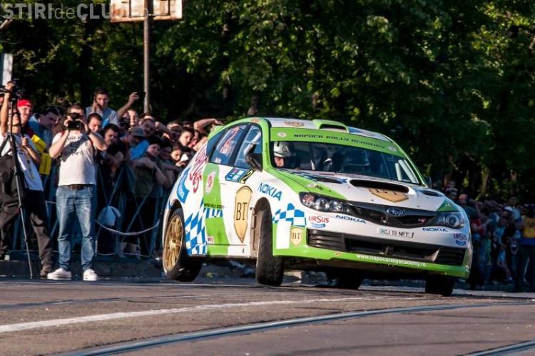 48 de echipaje inscrise pana acum la Transilvania Rally