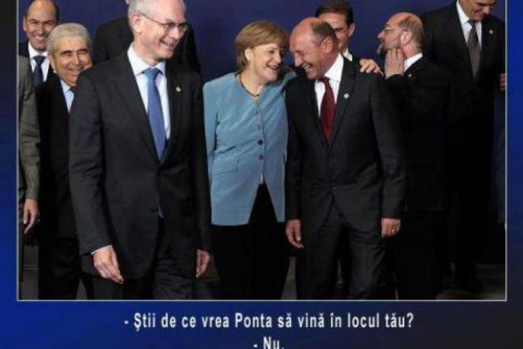 Elena Băsescu râde de Victor Ponta pe Twitter. Vezi ce caricatură a postat