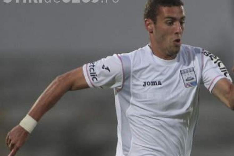 Andone: Ivo Pinto a fost transferat la CFR Cluj VIDEO