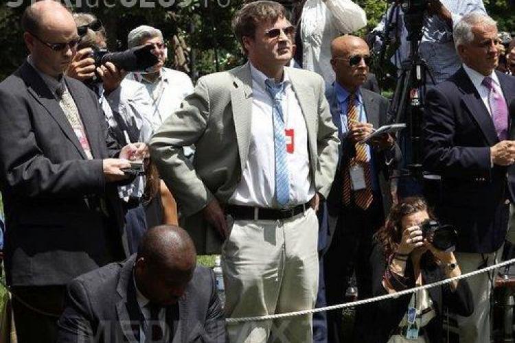 Barack Obama, iritat de faptul ca un jurnalist l-a intrerupt VIDEO
