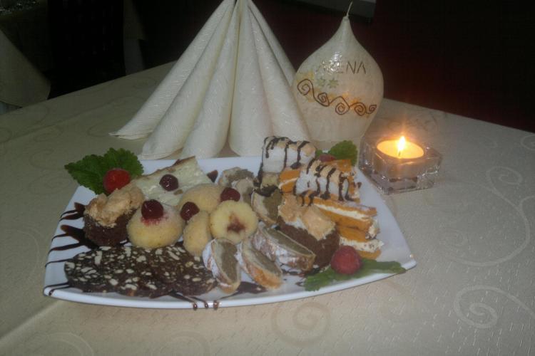 Vrei prajituri de casa la evenimentul tau? Pensiunea Arena iti livreaza cele mai bune prajituri fara conservanti FOTO (P)