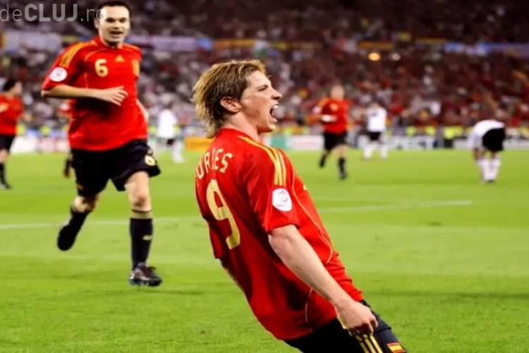 EURO 2012: Spania - Portugalia 4-2 VIDEO PENALTY! Cristiano Ronaldo merge acasă