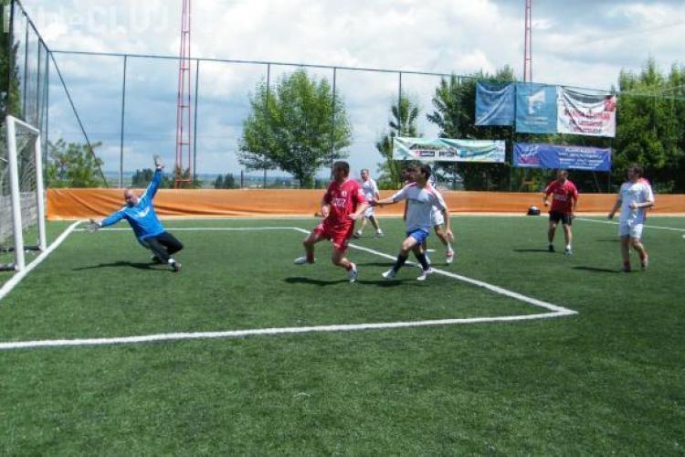 Clujenii luptă în meciuri de baraj pentru caliicarea la Turneul Național la Minifotbal de la Deva