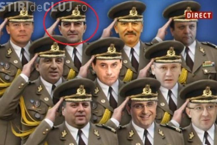Sorin Apostu, făcut locotenent colonel in 2011! Radu Bica a primit și el un grad de colonel