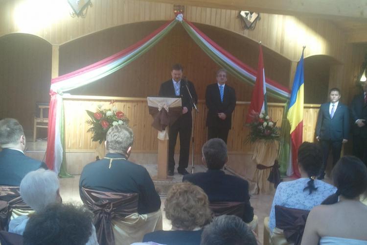 Consulul Ungariei vrea indicatoare in maghiara la Cluj-Napoca