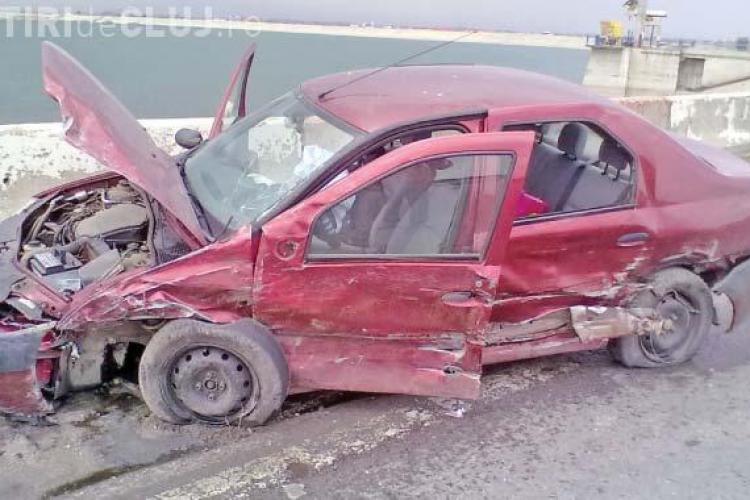 Socrul lui Serban Huidu a facut un accident tras la indigo cu cel al ginerelui