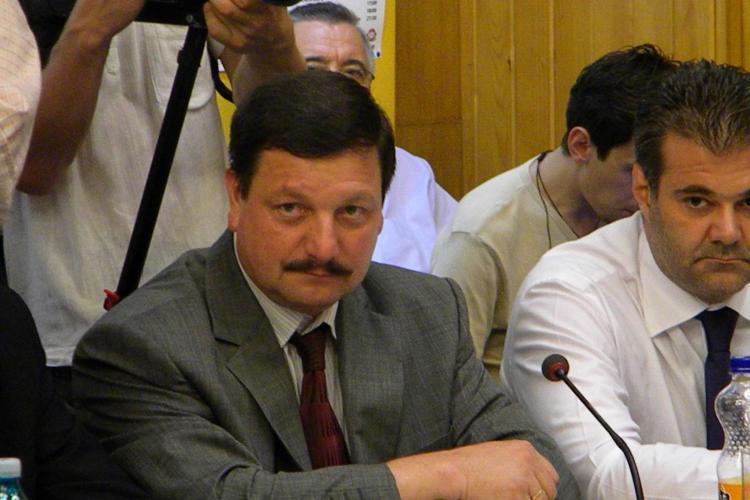 Gheorghe Șurubaru, noul viceprimar al Clujului