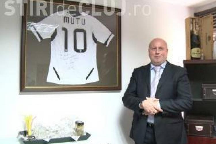 Walter a negociat cu Adrian Martian vânzarea U Cluj! La discuții a luat parte și omul lui Becali