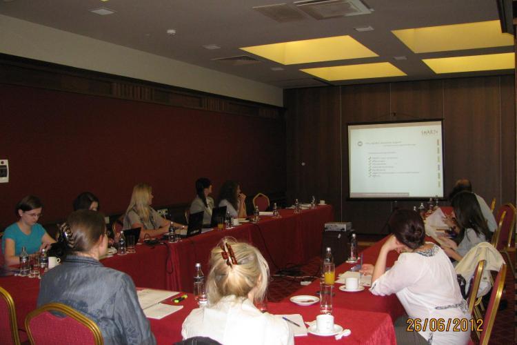 CJ Cluj, împlicat în activităţile proiectului SMART+