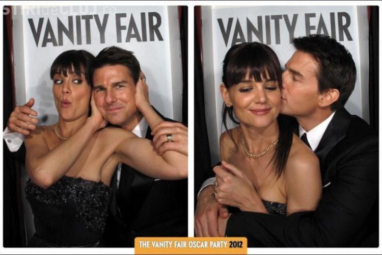 Tom Cruise şi Katie Holmes divorțează