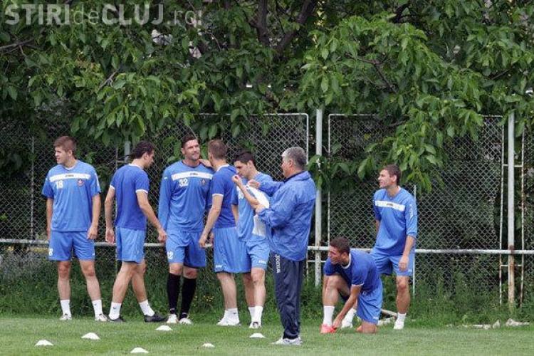 CFR Cluj invinsă de Sparta Praga, scor 0-1