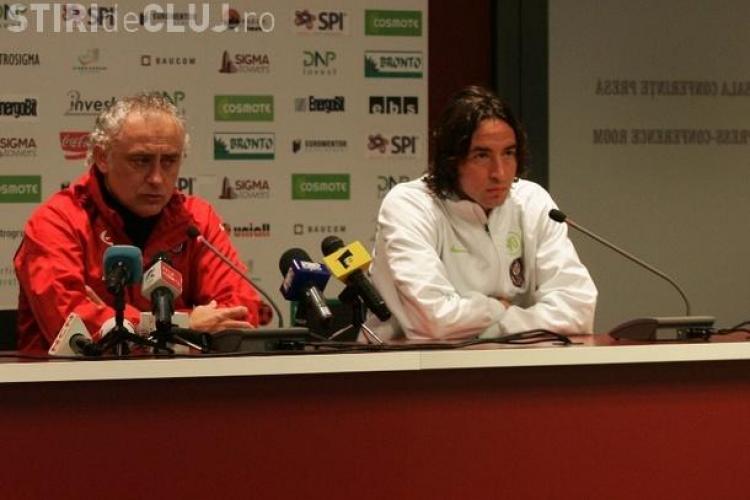 Piccolo a semnat cu CFR Cluj pe patru ani