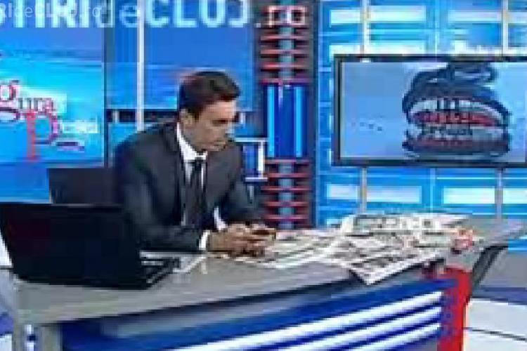 Mircea Badea injura in pauzele publicitare - VIDEO