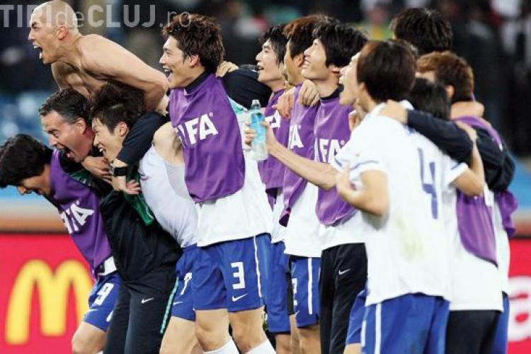 LIVE VIDEO - Uruguay - Coreea de Sud - Optimile CM 2010 2-1 (Suarez, min.8, min. 81,  Chung-Young, min. 69) - VEZI GOLURILE - FINAL