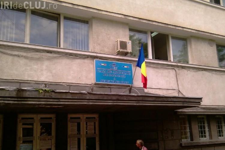 Sanatatea, Cenusereasa Clujului. Casa de Asigurari Cluj este saraca lipita pamantului si nedorita de nimeni